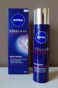 NIVEA Cellular Perfect Skin Nacht Essenz