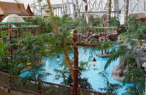 Tropical Islands - Kinderland - Bumperboot-Becken