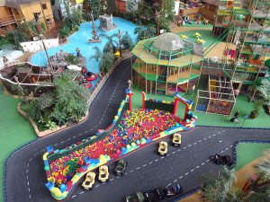 Tropical Islands - Tropino Kinderclub