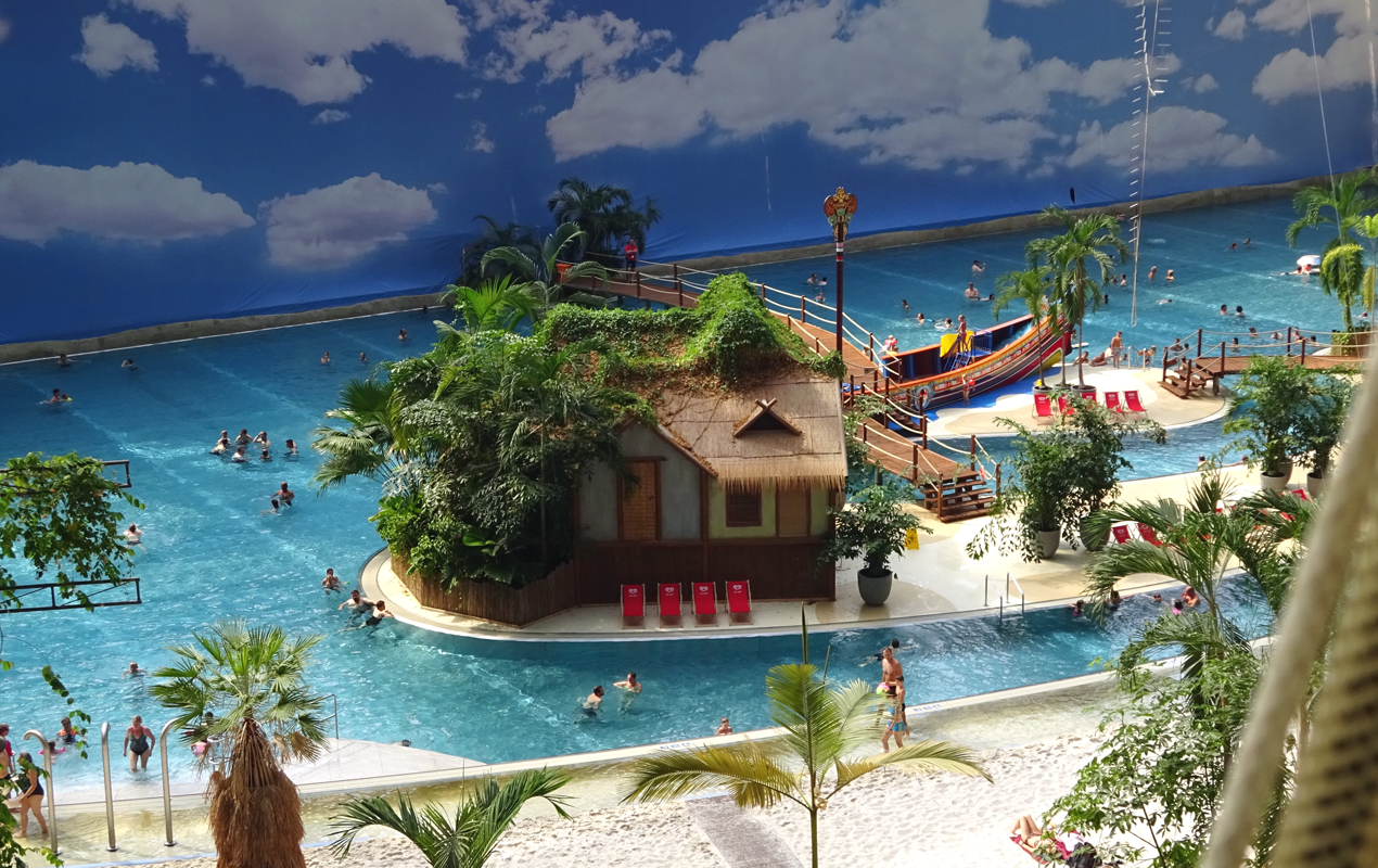 Tropical Island Adresse