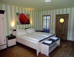 Tropical Islands - Beispiel Strandhaus-Zimmer