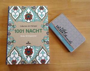 moses Verlag Collection Art-Thérapie 1001 Nacht Malen und Entspannen